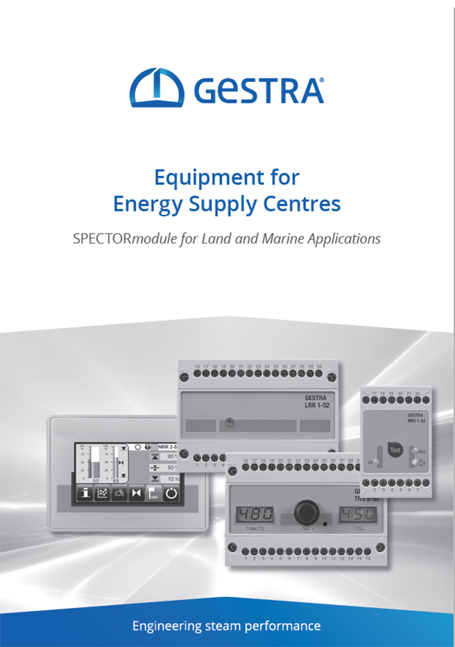 Equipment for Energy Supply Centers